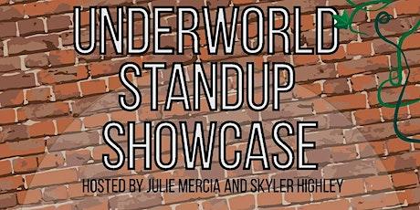 Underworld Stand Up Showcase tickets