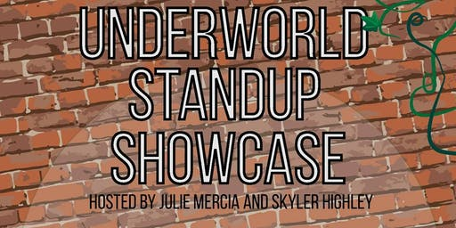 Underworld Stand Up Showcase