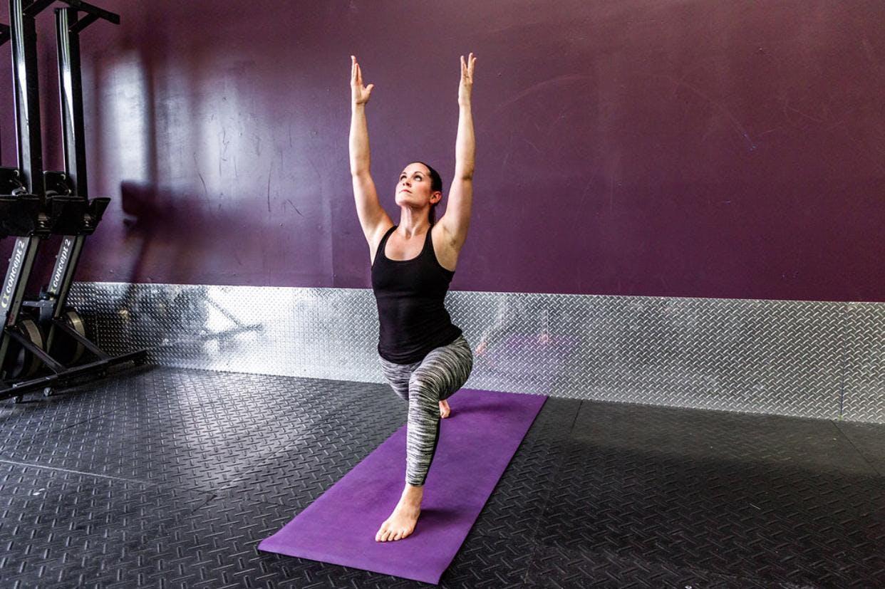 Recovery Yin Yoga