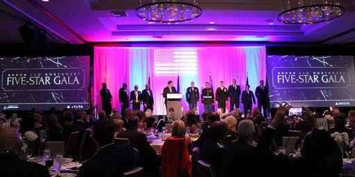 2019 USO Northwest Five-Star Gala - Volunteer Sign Up