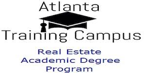 2019 Real Estate Academic Degree Program - 18 Hour CE...