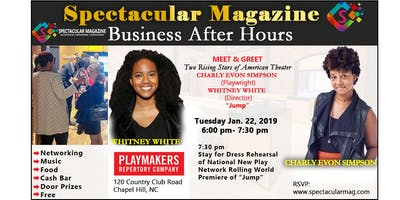 Spectacular Magazine Business After Hours