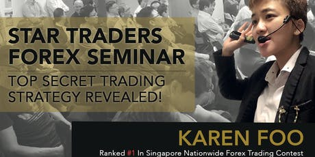 Star Traders Forex Seminar tickets