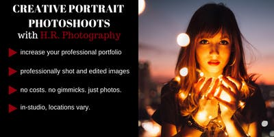 Creative Portrait Modeling in South Florida