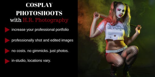 Casting Cosplayer Models in South Florida
