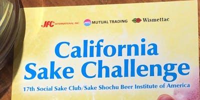 california sake challenge - Torrance - January Saturday 12 2019 2:00