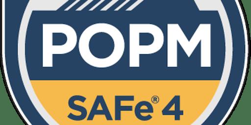 SAFe 4.6 Product Owner/Manager Certification - Phoenix, AZ