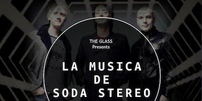 La Musica de Soda Stereo en Vivo