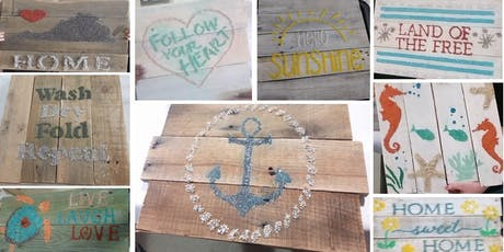 Ruff Road Fundraiser Stone & Pallet™ Party by Recycled Granite Tidewater tickets