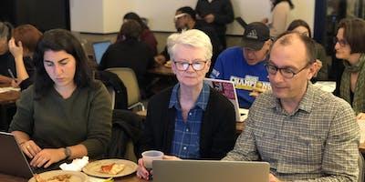 San Francisco Homelessness Datathon - Volunteering Opportunity (01/15)