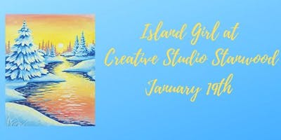 Island Girl at Creative Studio