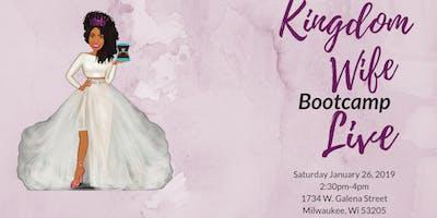 Kingdom Wife Bootcamp Live(Singles & Wives)