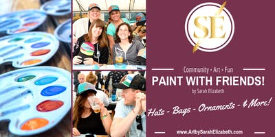 Paint & Drink Night: Trucker Hats!