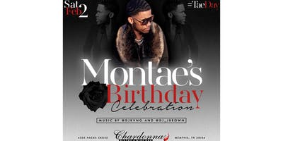 Montae's Birthday Celebrations