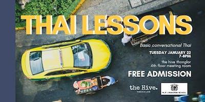 Thai Lessons