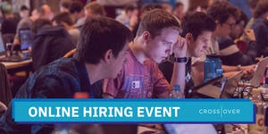 Salesforce Developer ($60K/year) - Online Hiring Event