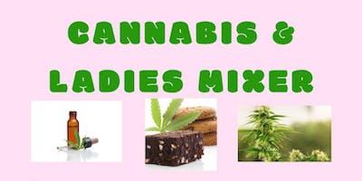 Cannabis & Ladies Mixer (Massachusetts)