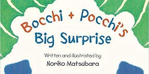 Story time with Noriko Matsubara