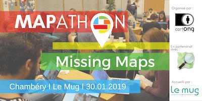 Mapathon à Chambéry @ Le Mug