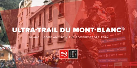 Ultra-Trail du Mont-Blanc® - COMPRESSPORT® tickets