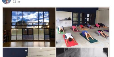 Slow Flow Yoga and Yoga Nidra at St Pauls Academy