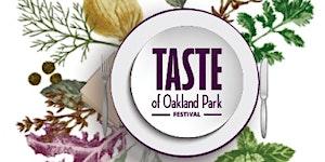 Taste of Oakland Park 2019