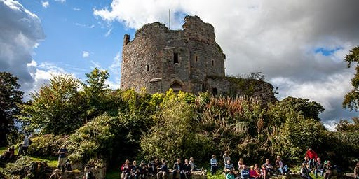 Hawarden Old Castle Open Day