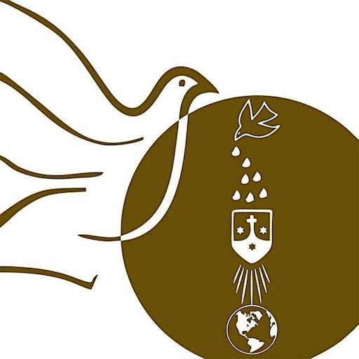 Irmãs Carmelitas Mensageiras do Espírito Santo logo