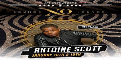 Antoine Scott LIVE IN JACKSONVILLE