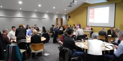 Business Networking at Network Central Leeds 2019