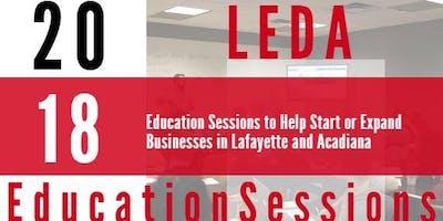 LEDA Education Session: Procurement and Certifications - Q4