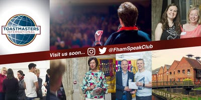 Farnham Speakers Club Toastmasters