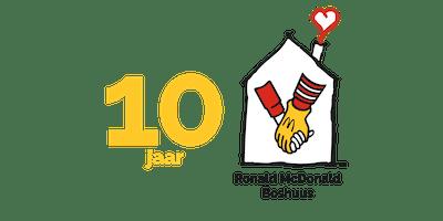 Netwerkavond 10 jaar Ronald McDonald Huis Arnhem