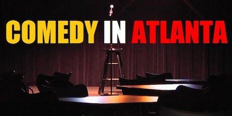 Tuesday Comedy in Atlanta tickets