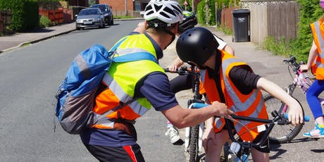 Bikeability 2 - Summer holiday course tickets
