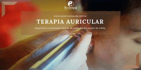 Curso: Terapia Auricular (Aurículo) ingressos