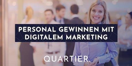 Personal gewinnen mit Digitalem Marketing - Ibbenbüren Tickets