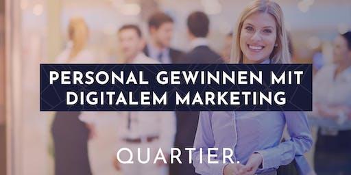 Personal gewinnen mit Digitalem Marketing - Ibbenbüren