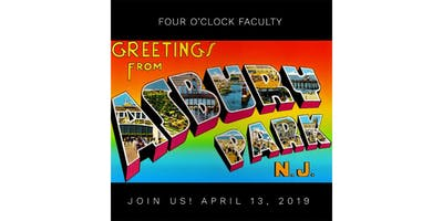 Four O'Clock Faculty: Greetings from Asbury Park