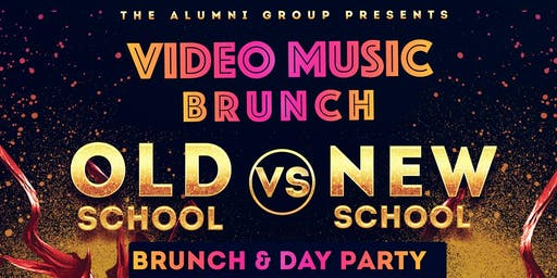Old School Vs New School Brunch & Day Party - Father's Day Edition
