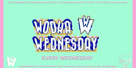 Wodka Wednesday #002 Magistrat tickets