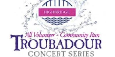 Troubadour Concert Series SEASON PASS