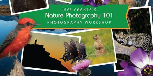 Nature Photography 101 Workshop in Central Texas