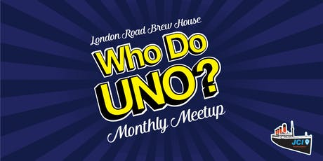 Who do UNO? - Meetup tickets