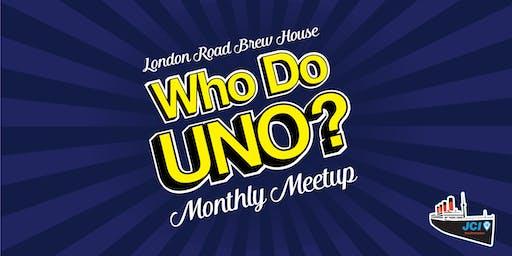 Who do UNO? - Meetup