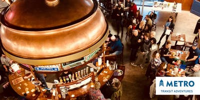 TRANSIT ADVENTURE (1/19) | Happy New Beers Party!
