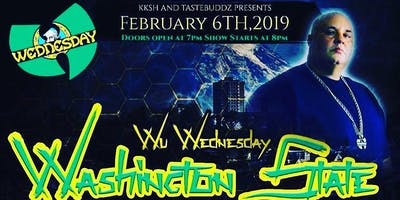 Wu Wednesdays ..Hip Hop Talent Search Featuring Wu Tang Management and DJ