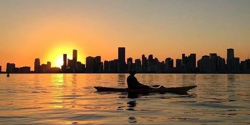 Miami Sunset Kayak & Paddleboard Adventure