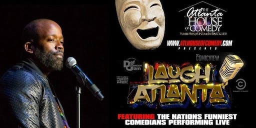 Laugh ATL presents Tuesday Night Comedy