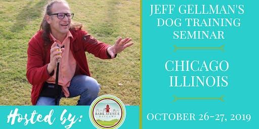 Chicago, IL - Jeff Gellman's Dog Training Seminar